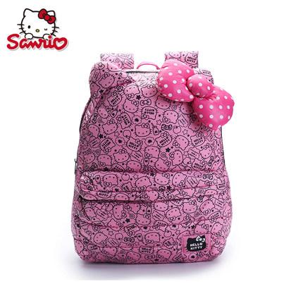 กระเป๋าสะพาย Hello Kitty (มีให้เลือก 2 สี)