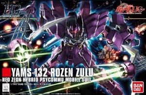 HGUC 1/144 149 Rozen Zulu 2800y