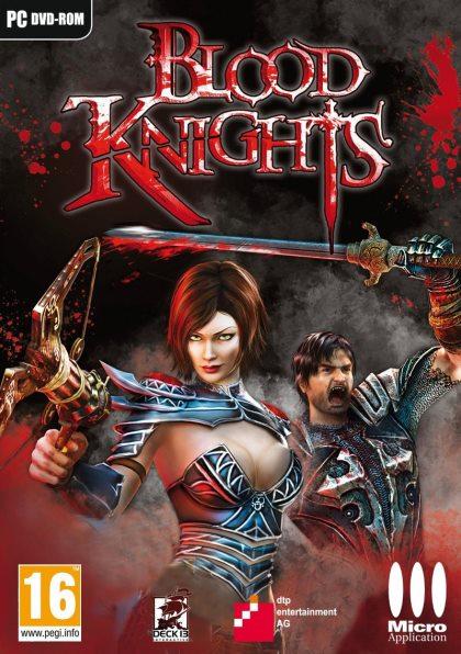 Blood Knights ( 1 DVD )