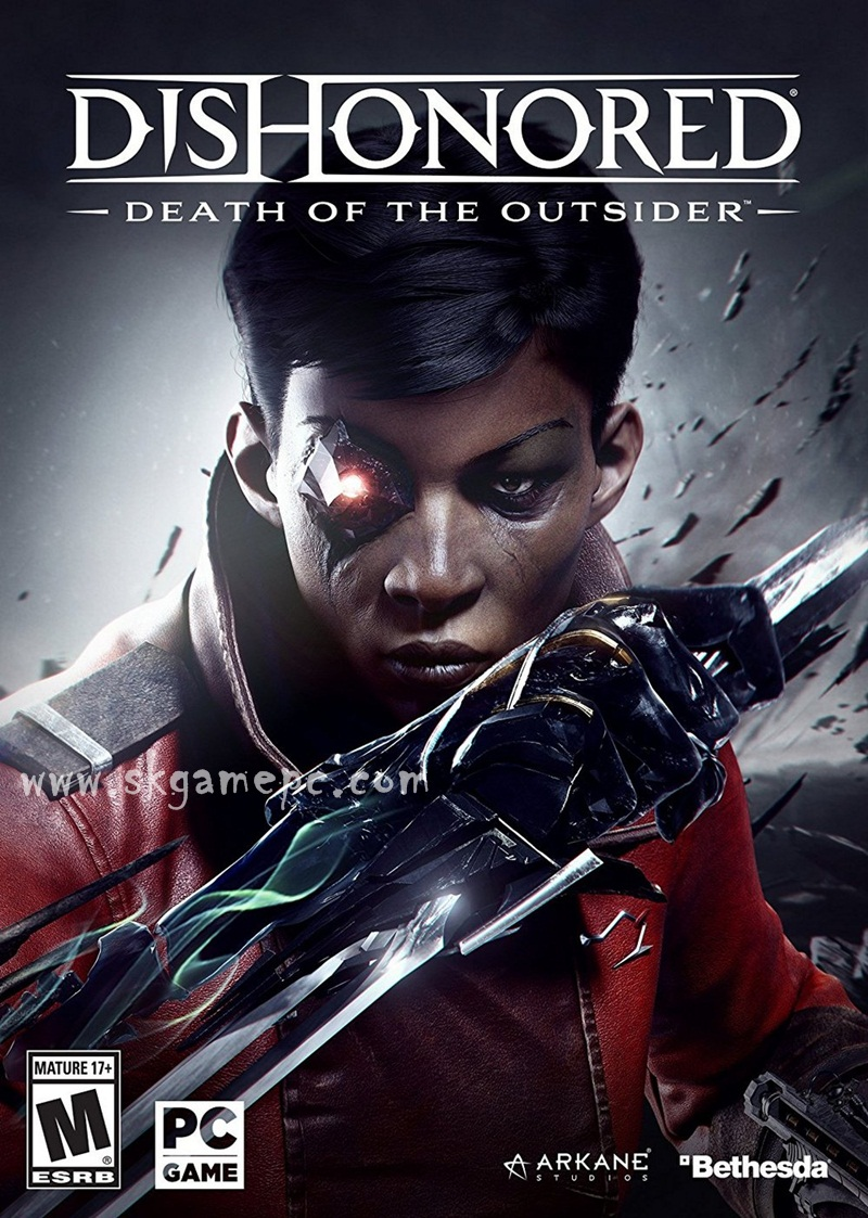 Dishonored Death of the Outsider ( 5 DVD )