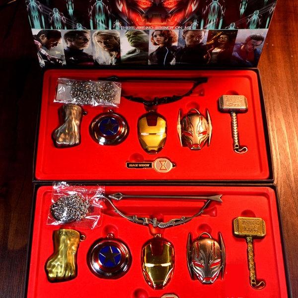 พวงกุญแจเหล็ก Avengers Age of Ultron (มีให้เลือก 2 แบบ)
