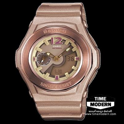 นาฬิกา Casio Baby-G standard Ana-Digi รุ่น BGA-141-5B2DR