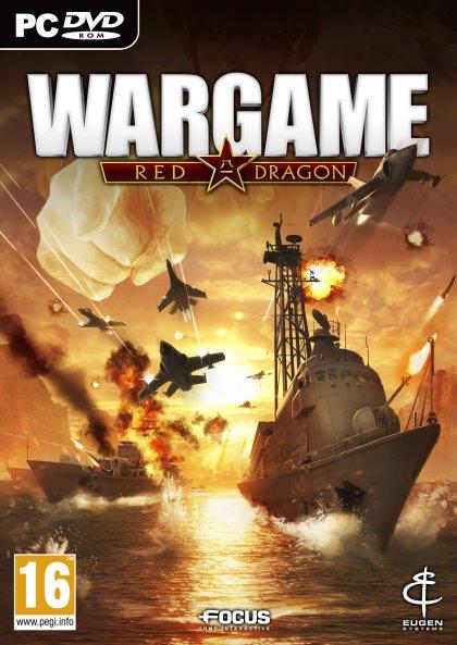 Wargame Red Dragon ( 3 DVD )