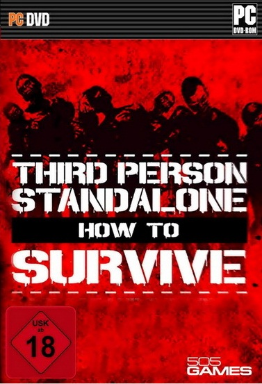 How To Survive Third Person Standalone ( 1 DVD )