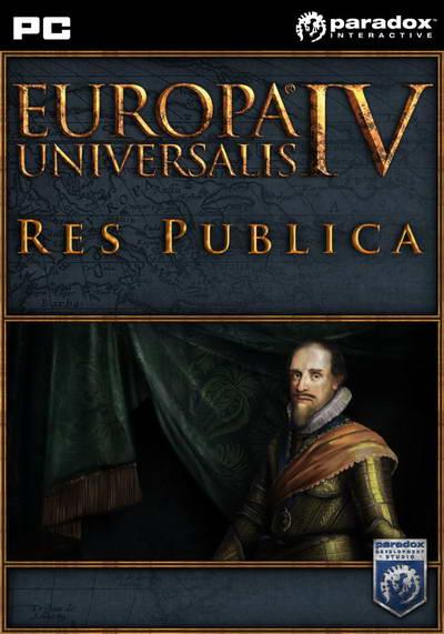 Europa Universalis IV Res Publica ( 1 DVD )