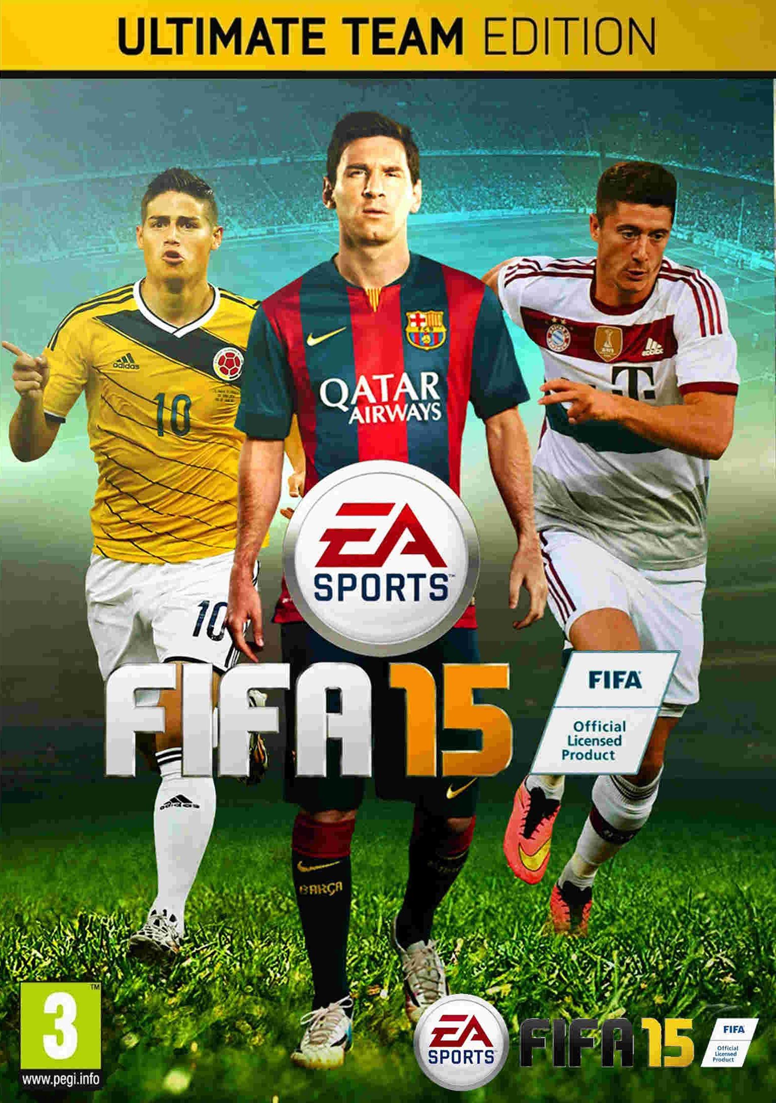 FIFA 15 ( 2 DVD )