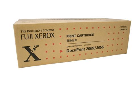 Fuji Xerox CWAA0711 ตลับหมึกโทนเนอร์ สีดำ ของแท้ Black Original Toner Cartridge
