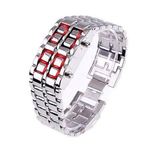 นาฬิกาสำหรับคู่รัก Lava LED Samurai