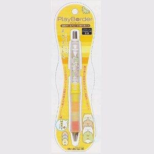 ปากกาหมึกดำ Dr.Grip (Sumikko Gurashi สีส้ม)
