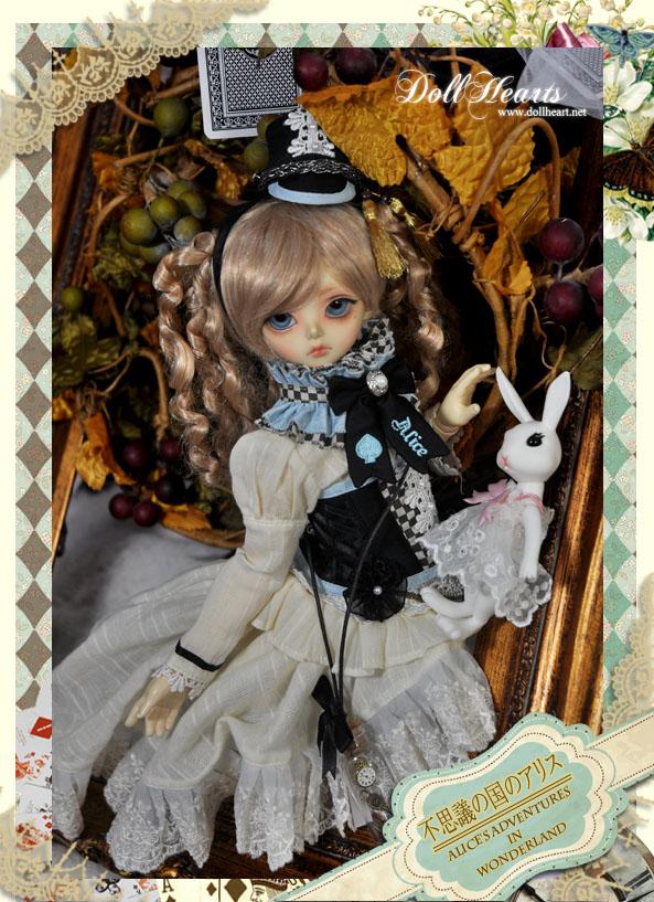 [Alice in Wonderland] Alice 2012 - MSD VER.