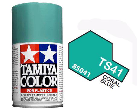 TS-41 CORAL BLUE 100ML